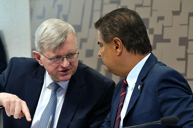 Indicação do novo embaixador nos EUA será votada com urgência pelo Plenário  | O Bom da Notícia